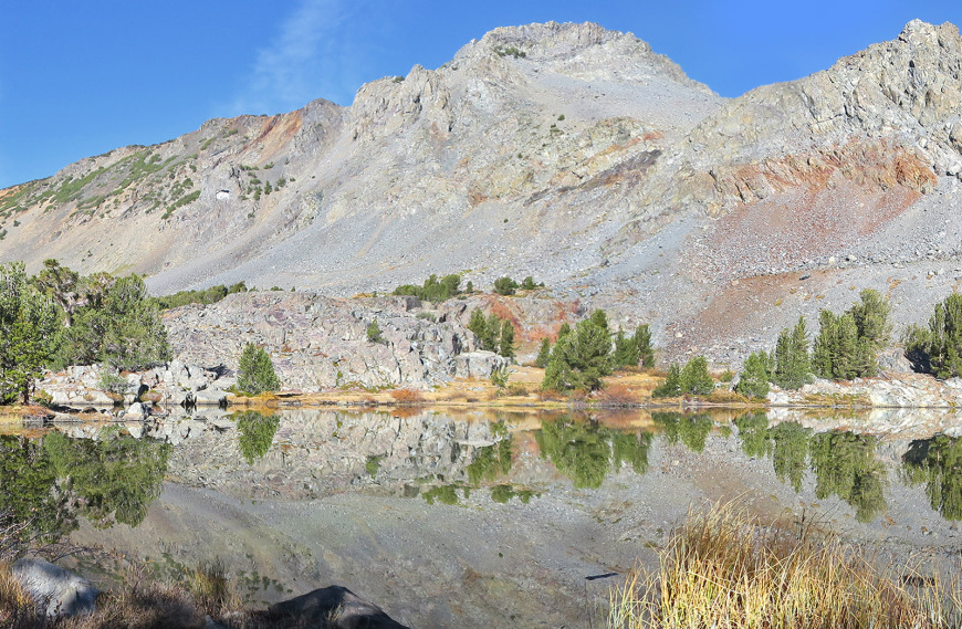 Virginia Lakes Trail